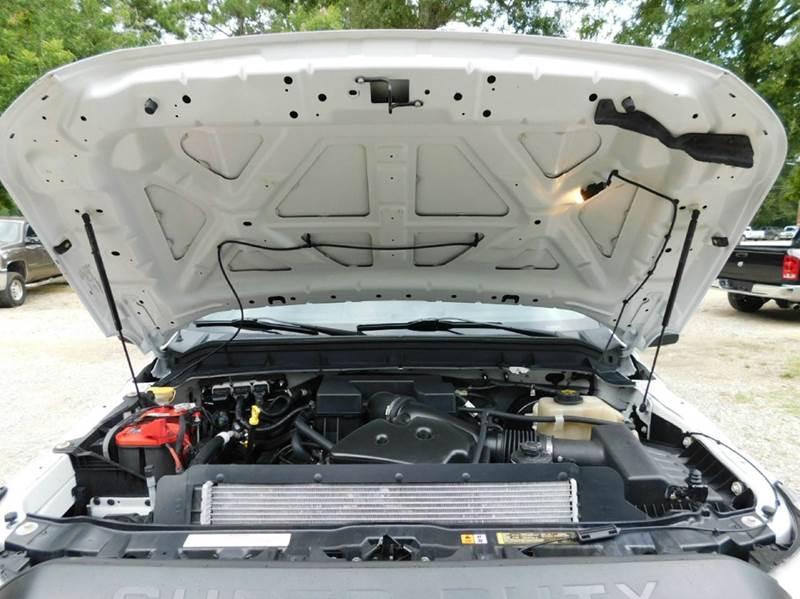 2012 Ford F-250 Super Duty XL 4x2 4dr SuperCab 6.8 ft. SB Pickup - Ponchatoula LA