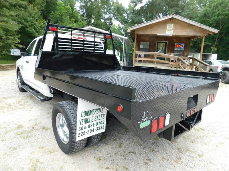 2014 RAM Ram Pickup 3500 4x2 Tradesman 4dr Crew Cab 8 ft. LB Pickup - Ponchatoula LA