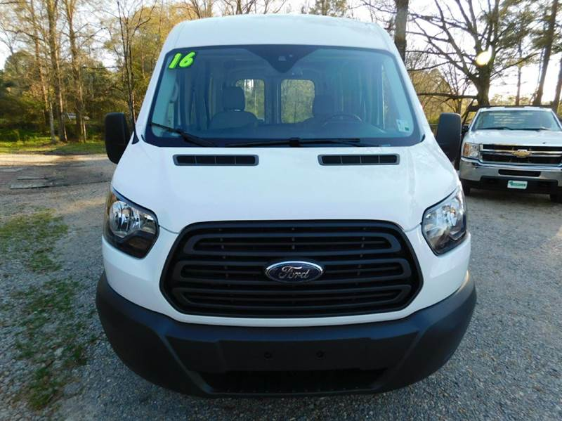 2016 ford transit t150 cargo mid roof cargo van in ponchatoula la commercial vehicle sales. Black Bedroom Furniture Sets. Home Design Ideas