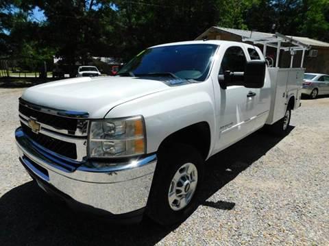 2011 Chevrolet Silverado 2500HD for sale in Ponchatoula, LA