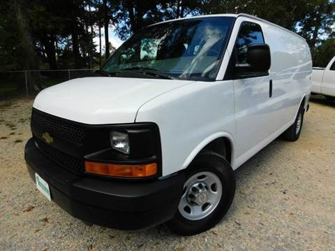 2011 Chevrolet Express Cargo for sale in Ponchatoula, LA