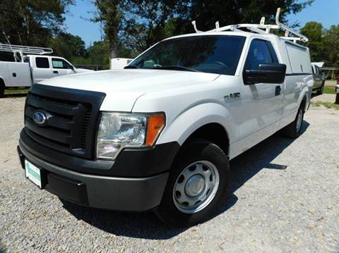 2010 Ford F-150 for sale in Ponchatoula, LA
