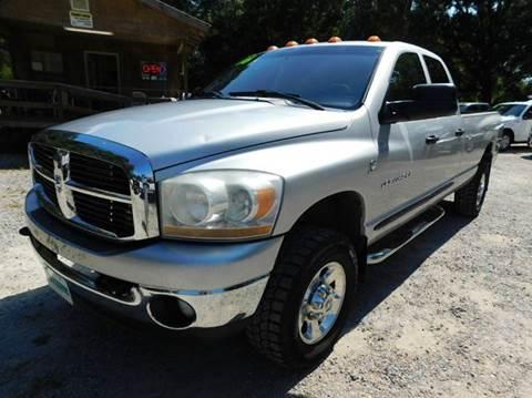 2006 Dodge Ram Pickup 2500 for sale in Ponchatoula, LA