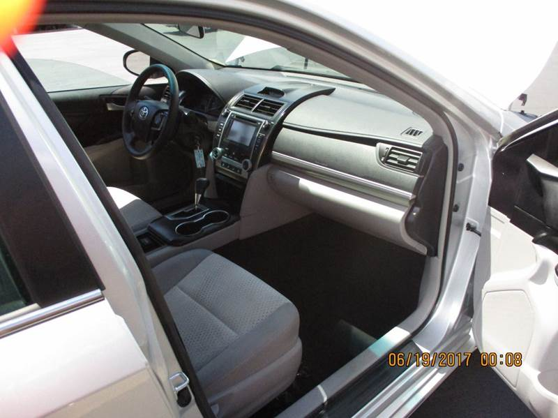 2014 Toyota Camry LE 4dr Sedan - Brookville IN