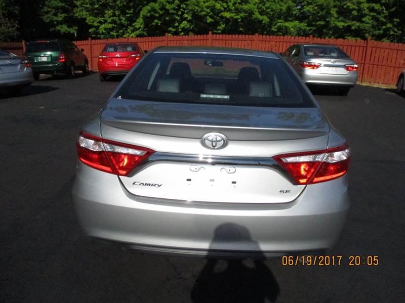 2015 Toyota Camry SE 4dr Sedan - Brookville IN