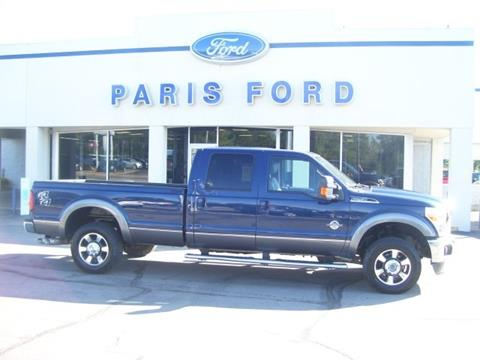 2011 Ford F-250 Super Duty for sale in Paris AR
