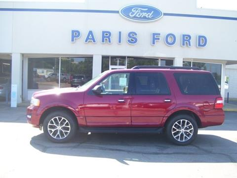 2017 Ford Expedition for sale in Paris AR