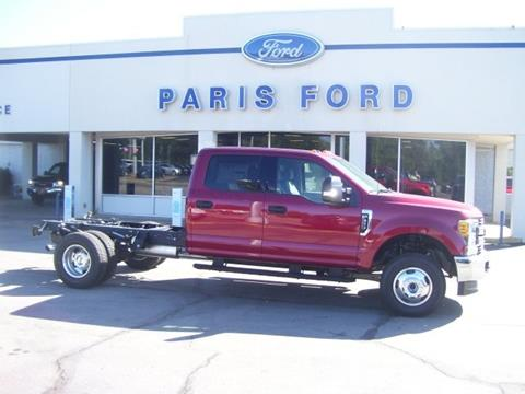 2017 Ford F-350 Super Duty for sale in Paris, AR