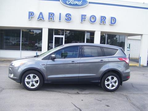 2014 Ford Escape for sale in Paris, AR