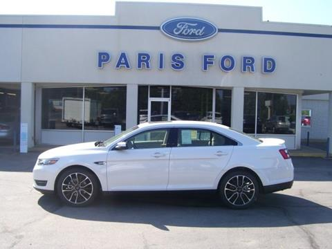 2017 Ford Taurus for sale in Paris, AR