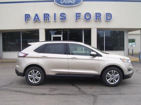 2017 Ford Edge for sale in Paris AR
