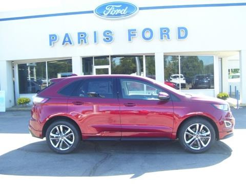 2017 Ford Edge for sale in Paris, AR