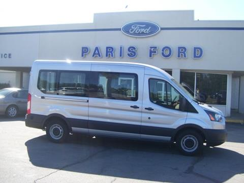 2017 Ford Transit Wagon for sale in Paris, AR