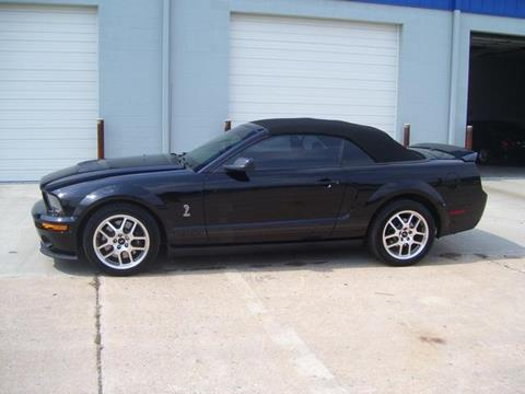 2008 Ford Shelby GT500 for sale in Paris, AR
