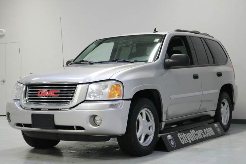 2008 gmc envoy sle 4x4 4dr suv in troy mi city of cars for Troy motor mall gmc