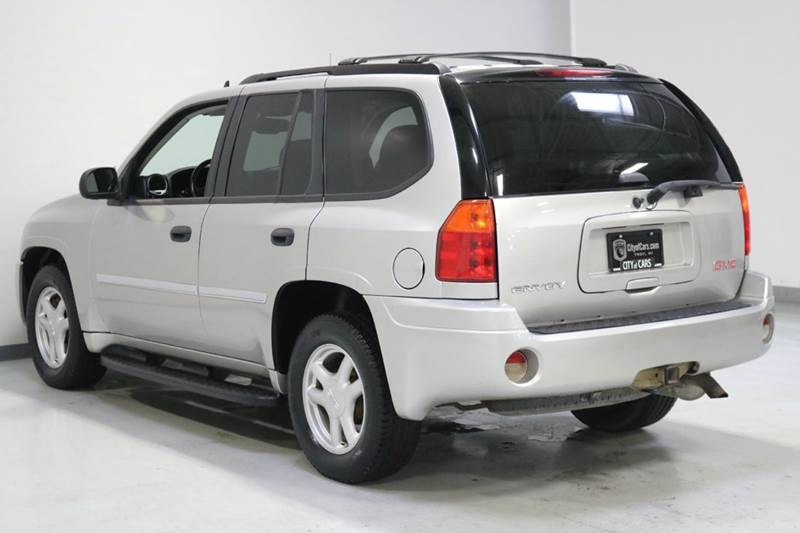 2008 Gmc Envoy Sle 4x4 4dr Suv In Troy Mi City Of Cars