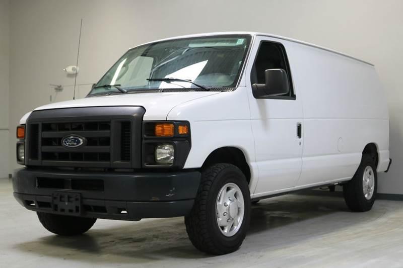 2013 Ford E-Series Cargo E-150 3dr Cargo Van