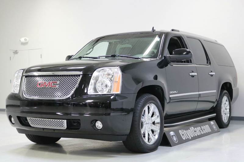 2012 gmc yukon xl denali awd xl 4dr suv in troy mi city for Troy motor mall gmc
