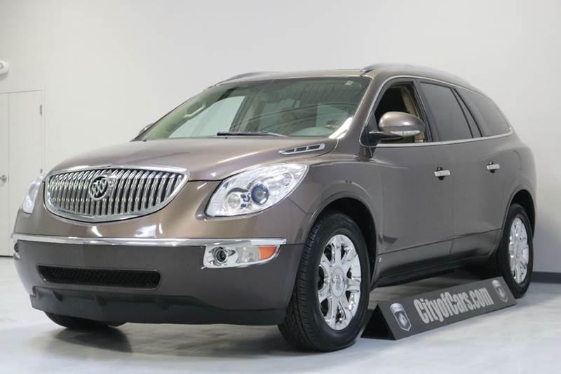 2010 Buick Enclave CXL AWD 4dr SUV w/2XL