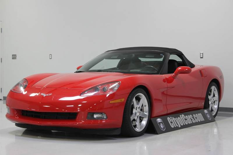 2006 Chevrolet Corvette Base 2dr Convertible