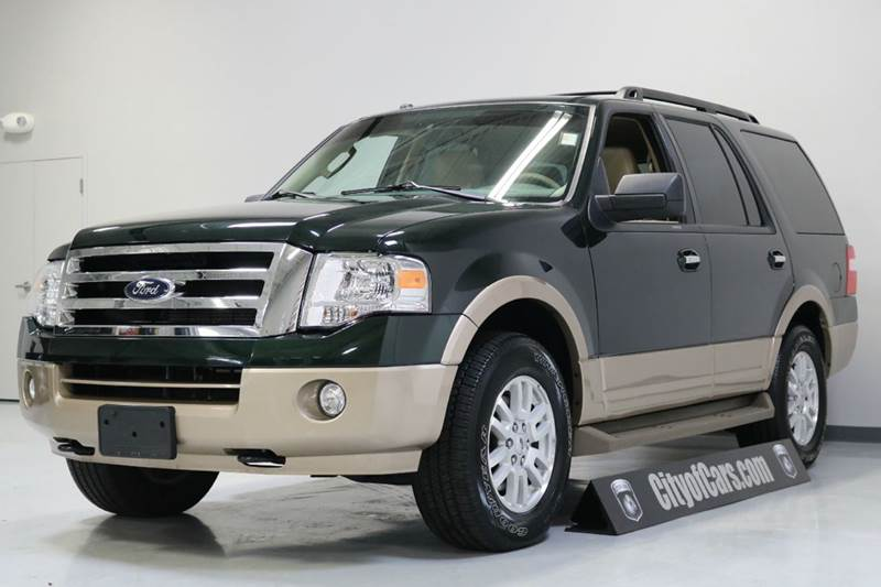 2014 Ford Expedition XLT 4x4 4dr SUV