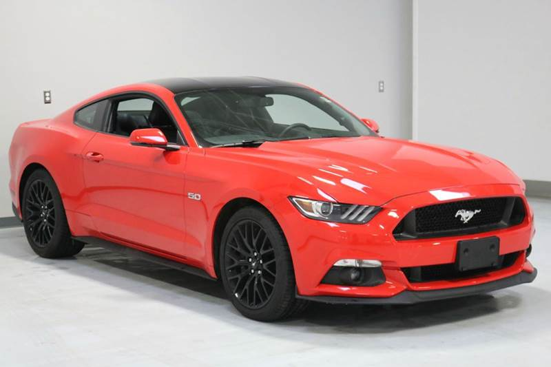 2016 ford mustang gt premium 2dr fastback in troy mi - city of cars