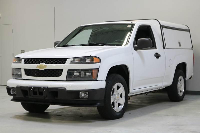 2012 Chevrolet Colorado Work Truck 4x2 2dr Regular Cab