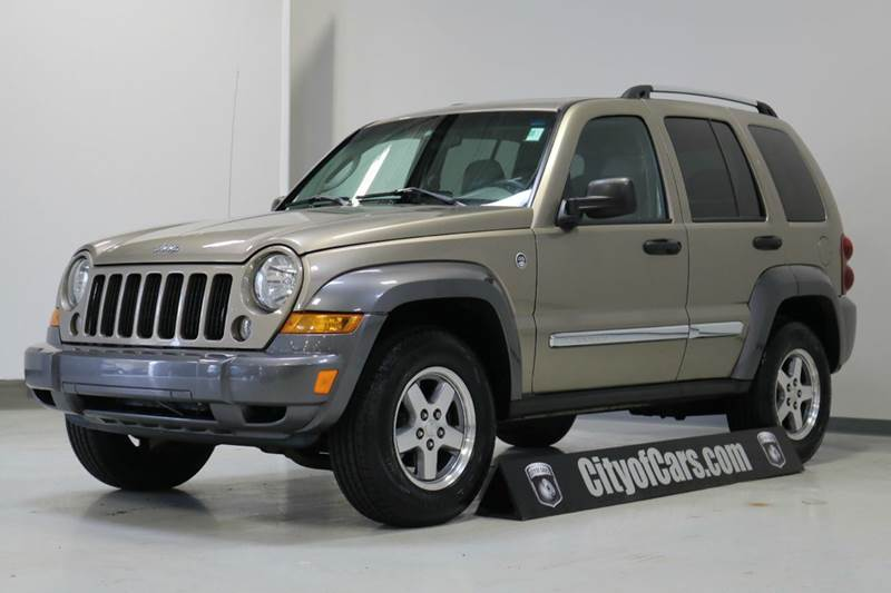 2006 jeep liberty sport 4dr suv 4wd in troy mi city of cars. Black Bedroom Furniture Sets. Home Design Ideas