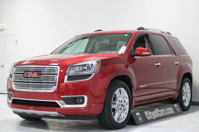 2014 gmc acadia denali awd 4dr suv in troy mi city of cars for Troy motor mall gmc