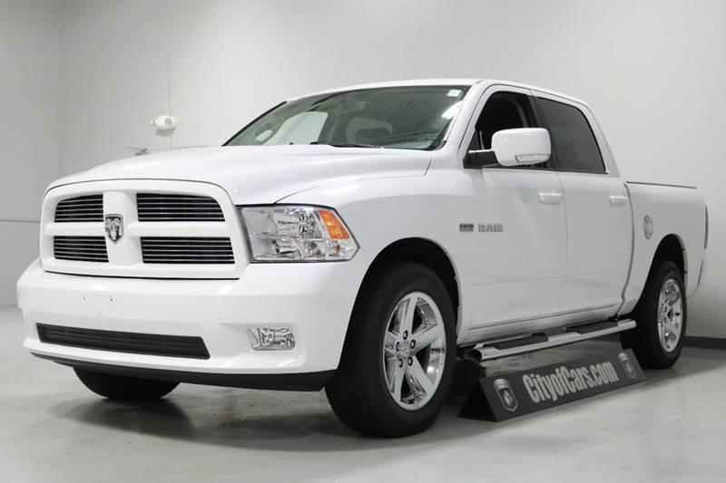 2010 Dodge Ram Pickup 1500 SLT Sport 4x4 4dr Crew Cab 5.5 ft. SB Pickup