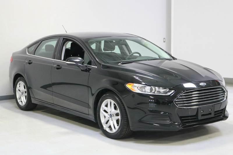 2015 ford fusion se 4dr sedan in troy mi city of cars. Black Bedroom Furniture Sets. Home Design Ideas
