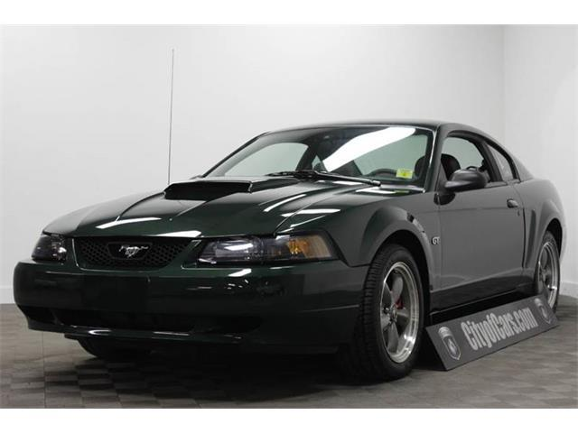 2001 Ford Mustang GT Deluxe 2dr Coupe