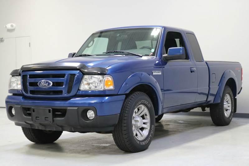 2011 Ford Ranger Sport 4x4 4dr SuperCab