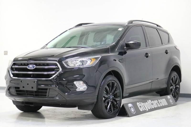 2017 Ford Escape SE AWD 4dr SUV