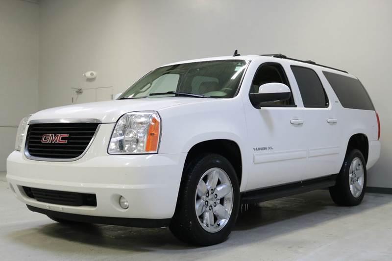 2013 GMC Yukon XL SLT 1500 4x4 4dr SUV