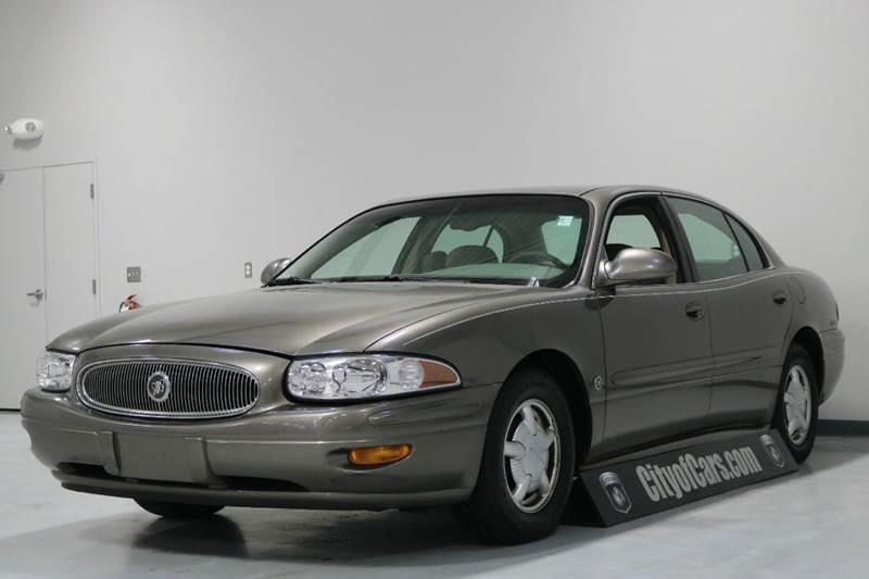2000 Buick LeSabre Custom 4dr Sedan
