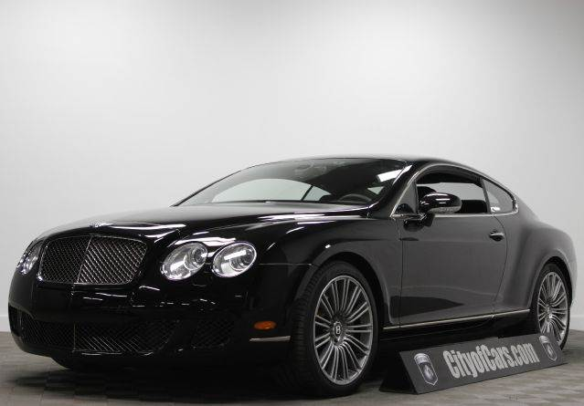 2008 Bentley Continental GT Speed AWD 2dr Coupe