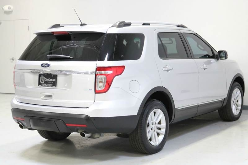 2013 ford explorer xlt awd 4dr suv in troy mi city of cars. Cars Review. Best American Auto & Cars Review
