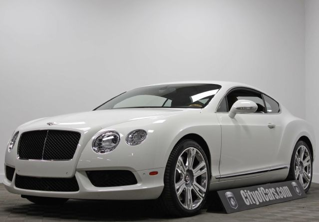 2013 Bentley Continental GT V8 Base AWD 2dr Coupe