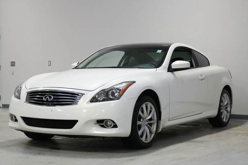 2012 Infiniti G37 Coupe x AWD 2dr Coupe