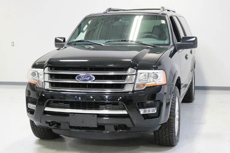 2016 ford expedition el limited 4x4 4dr suv in troy mi city of cars. Black Bedroom Furniture Sets. Home Design Ideas