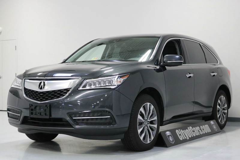2016 Acura MDX SH-AWD w/Tech 4dr SUV w/Technology Package