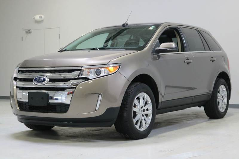 2013 Ford Edge Limited AWD 4dr SUV