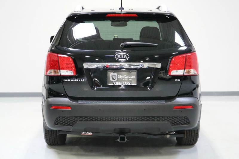 2012 Kia Sorento Ex 4dr Suv I4 Gdi In Troy Mi City Of Cars