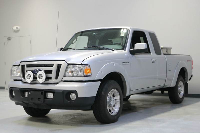 2011 Ford Ranger Sport 4x2 4dr SuperCab