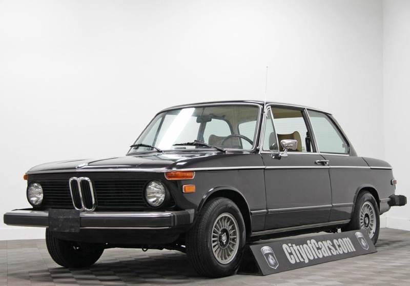 1976 BMW 2002 2002