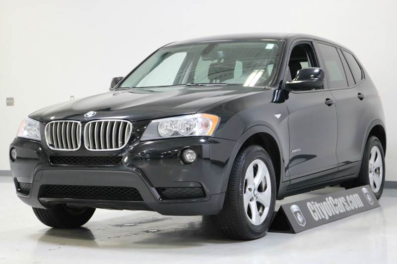 2011 BMW X3 xDrive28i AWD 4dr SUV