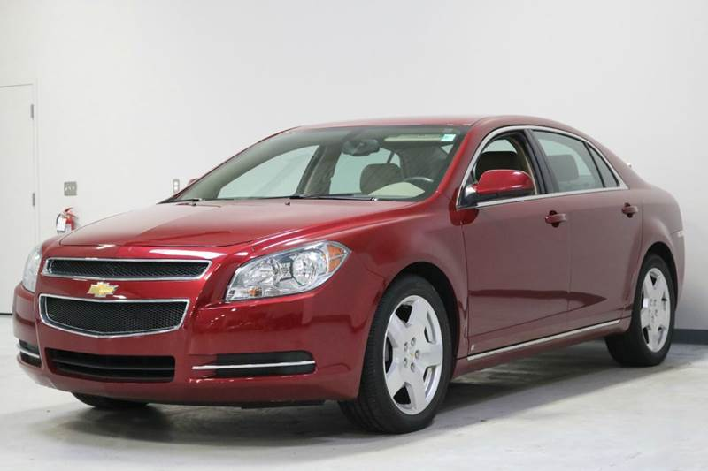 2009 Chevrolet Malibu LT2 4dr Sedan w/HFV6 Engine Package