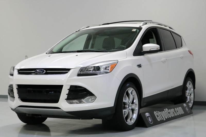 2013 Ford Escape Titanium AWD 4dr SUV