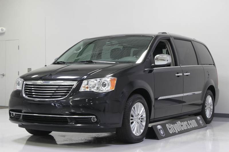 2012 chrysler town and country limited 4dr mini van in troy mi city of cars. Black Bedroom Furniture Sets. Home Design Ideas